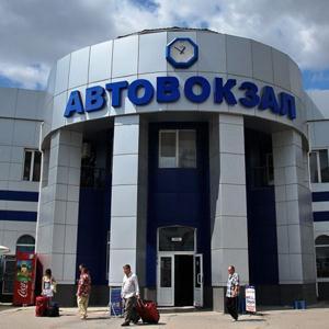 Автовокзалы Краснокамска