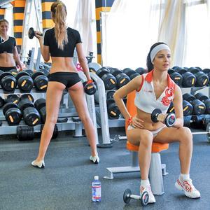 Фитнес-клубы Краснокамска
