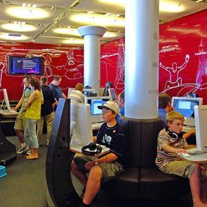 Интернет-кафе Краснокамска