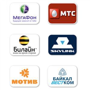 Операторы сотовой связи Краснокамска