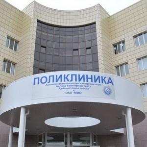 Поликлиники Краснокамска