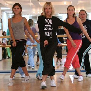 Школы танцев Краснокамска