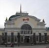 Железнодорожные вокзалы в Краснокамске