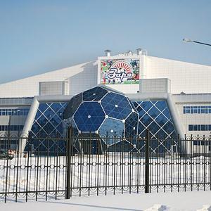 Спортивные комплексы Краснокамска
